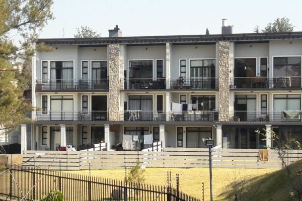 Rivonia Apartments 2015